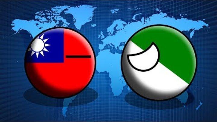 COUNTRYBALLS | Будущее Мира | 2 сезон 1 серия | Войны за независимость