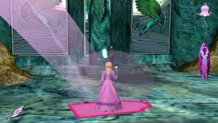 Обзор игры Барби и волшебство Пегаса. Прохождение игры Барби и волшебство Пегаса