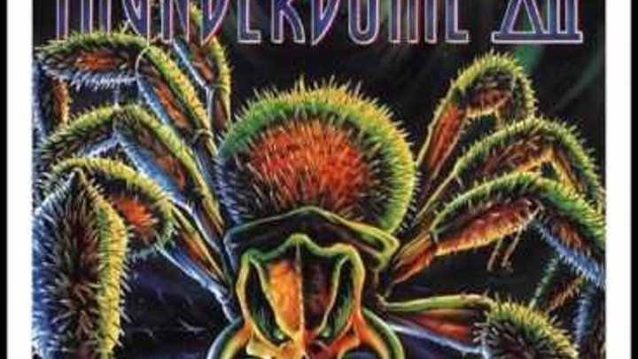 """Thunderdome XII CD 1 """"What the Fuck Are You Laughing At - Tripax"""""""