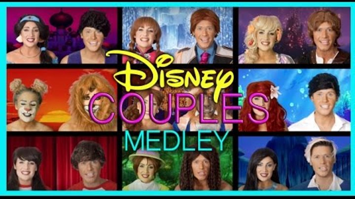 Disney Couples Medley