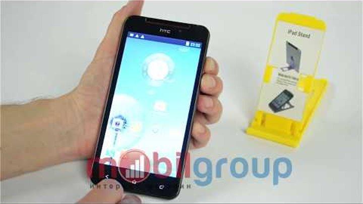 Мобильный телефон HTC x920 5,3 дюймовый дисплей МТК 6582