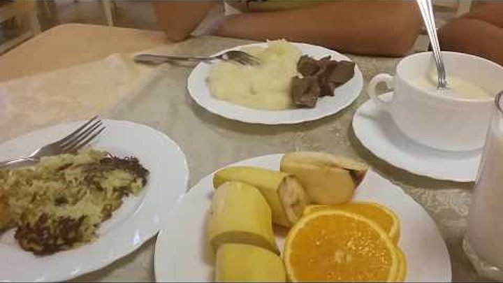 Это все обман! Ужин не нужен! Курортный отель СанМаринн SunMarinn Анапа.