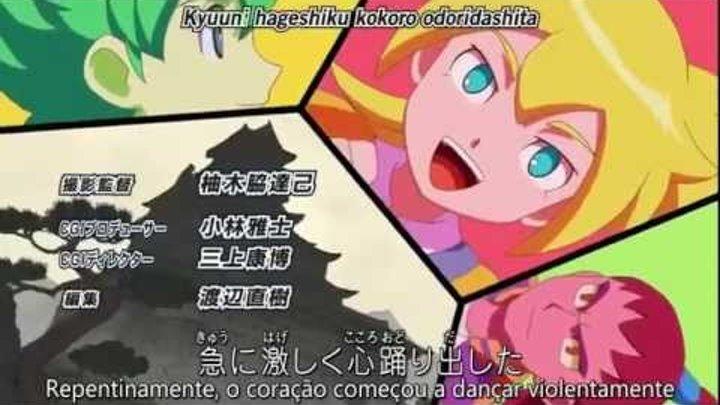 Inazuma Eleven GO Chrono Stone....Opening 1 [HQ]