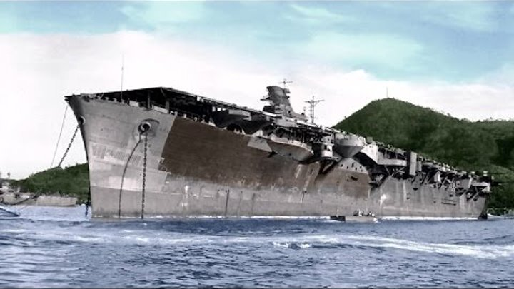 Japanese Aircraft Carriers (IJN) 日本の航空母艦