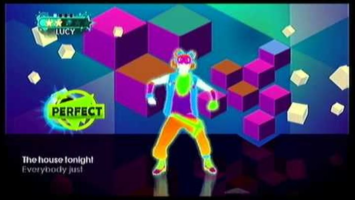 【Just Dance 3】♦ LMFAO - Party Rock Anthem ♦ ♫
