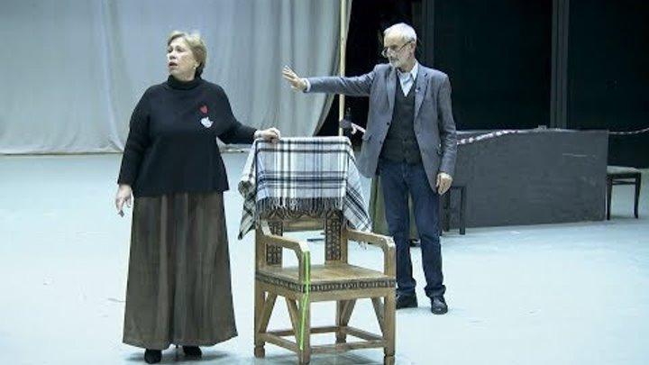 Опера «Пиковая дама» (репетиции)/«The Queen of Spades» opera (rehearsals)