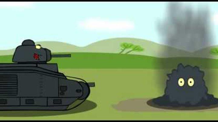 World of Fun Tanks - В погоне! (сезон 1, серия 4)