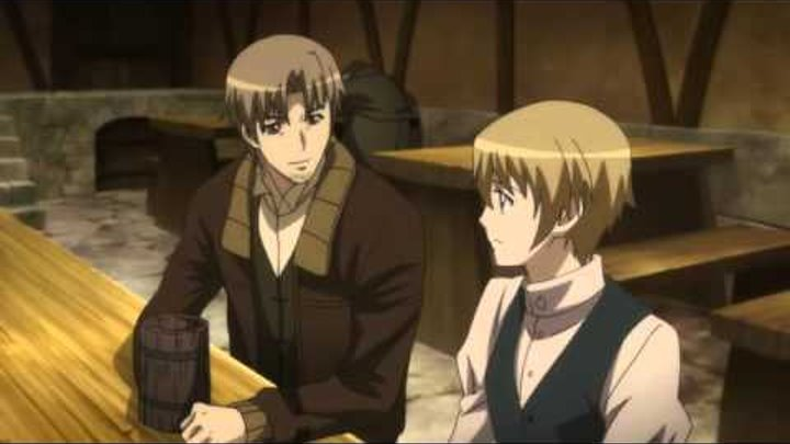 Волчица и пряности 2 сезон 04 серия из 12 (2009)