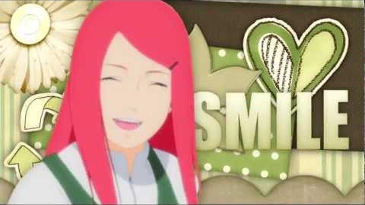 「GS」SMILE [Naruto couples AMV] HBD Dracu!