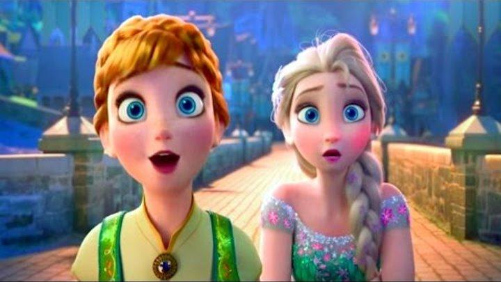 Холодное торжество | Мультфильм Disney про принцесс