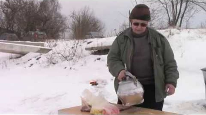 Афганский котелок, казан (скороварка походная) Чо похавать