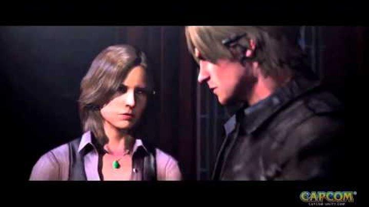 Resident Evil 6 E3 Demo - Leon