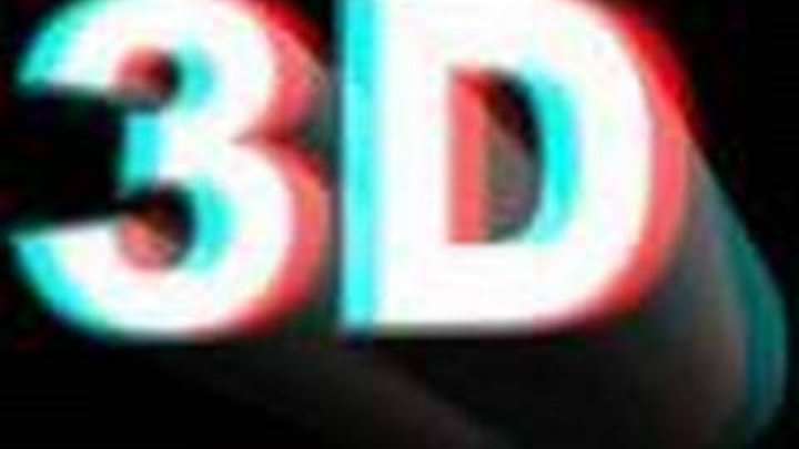 3D MOVIE!!! Red Cyan Video