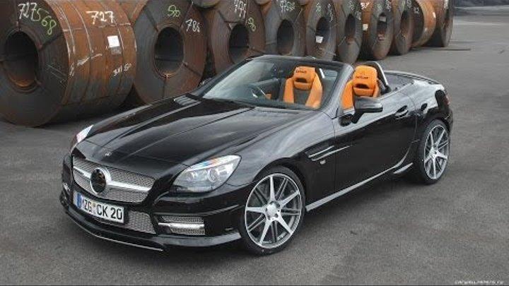 #295. Carlsson Mercedes Benz SLK 2012 (Концепт и тюнинг)