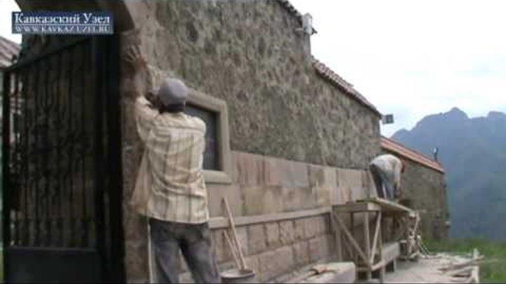 Карабах: ограда Гандзасара