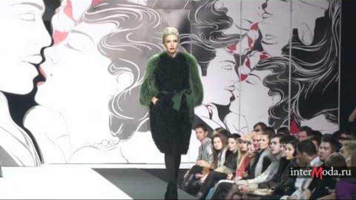 "Igor Gulyaev. ""La Femme Magnifique"". Осень-зима 2012-13"