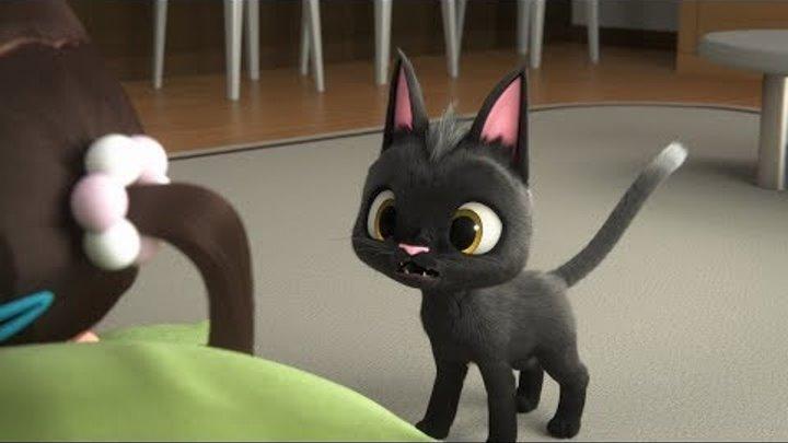Жил был кот / Rudolf the Black Cat (2017) Дублированный трейлер HD