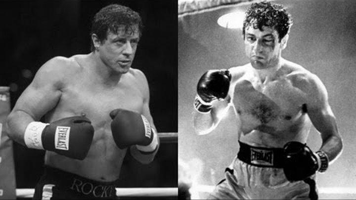 Sylvester Stallone & Robert De Niro Getting Into 'Grudge Match'
