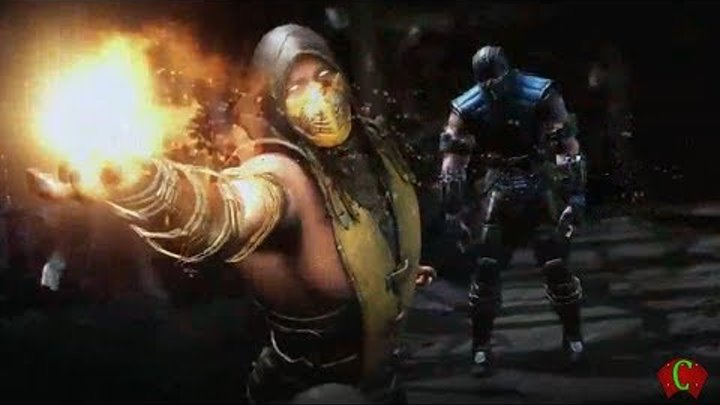 E3 2014 Trailers: Mortal Kombat 10 Gameplay Trailer (PS4/Xbox One) 【All fatality HD】 Mortal Kombat X