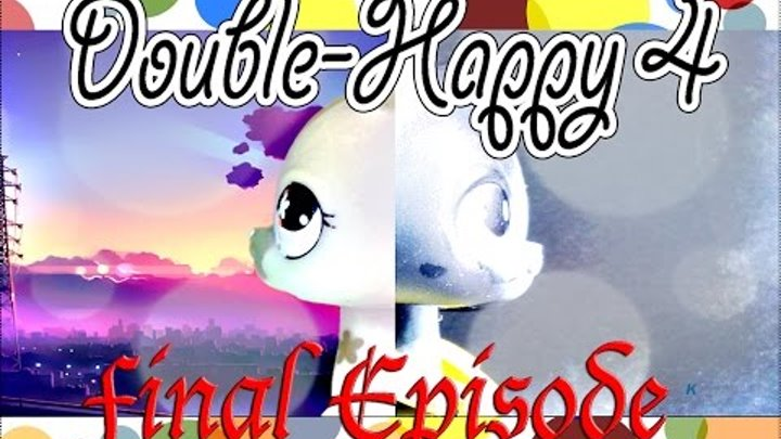 ♥ Littlest Pet Shop: Двойное Счастье. Слепая любовь. (4 сезон 8 серия) ♥