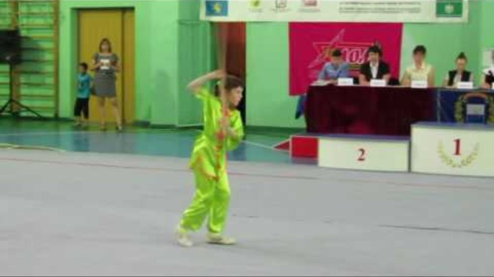 Чуцзи, 9-11 лет Гунь (цян) нань гунь