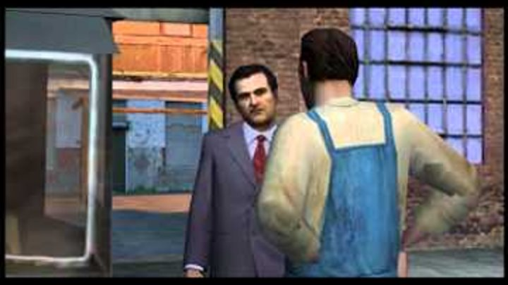 Прохождение Mafia - Часть 3 - Вечеринка коктейлей