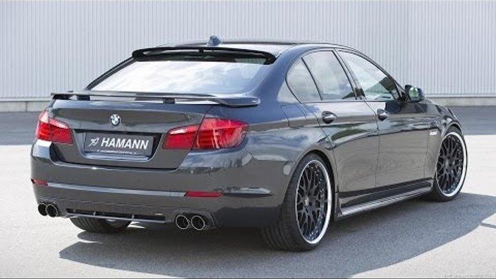 #90. Hamann BMW 5 series F10 2010 (Концепт и тюнинг)