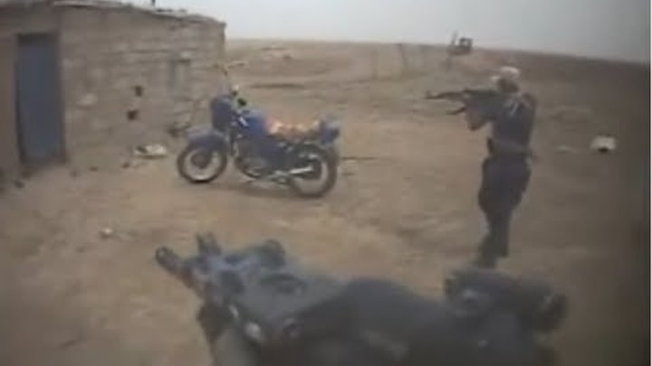 SPECIAL FORCES CAPTURE INSURGENT IN HOUSE