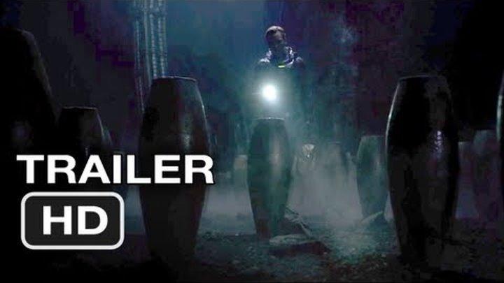 Prometheus International Title-less Trailer - Ridley Scott Movie (2012) HD