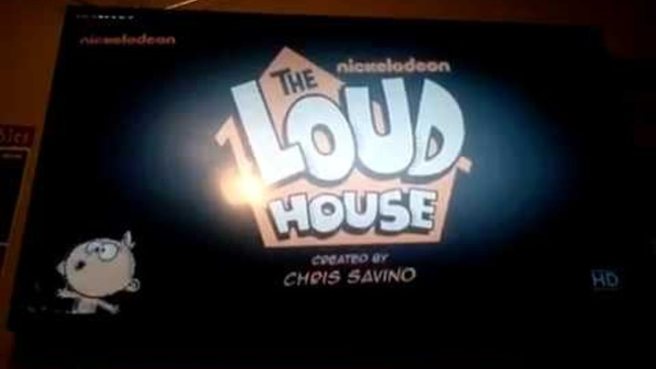 The loud House intro (Slow motion)