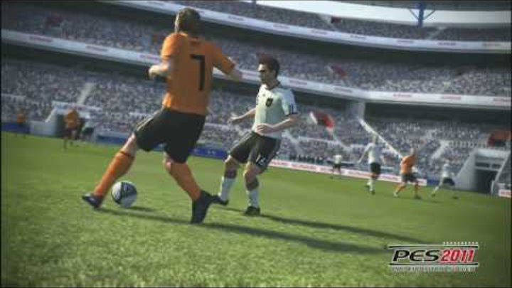 PES 2011 - PC | PS2 | PS3 | PSP | Wii | Xbox 360 - E3 2010 official video game preview trailer HD