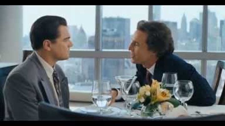 Волк с Уолл стрит The Wolf of Wall Street 2013) Трейлер (Русскияй язык)