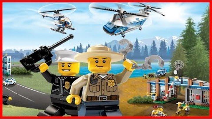 Мультики про машинки. ЛЕГО мультики - Супер полицейский. Лего Сити. Lego Sity. #Lego