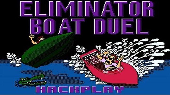 Eliminator Boat Duel NES Hack