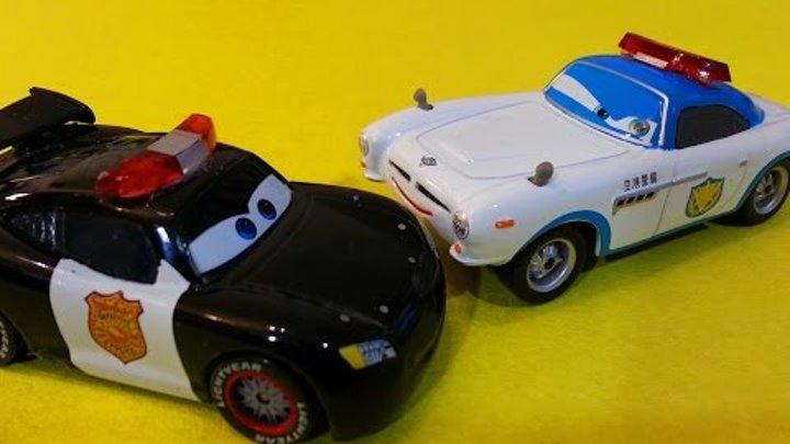 Тачки Молния Маквин и его Друзья Елка на Новый Год Мультик про Машинки для Детей