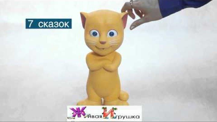 Подружка кота Тома Джинджер