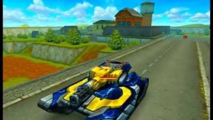 Tanki Online- Epic parkur #1