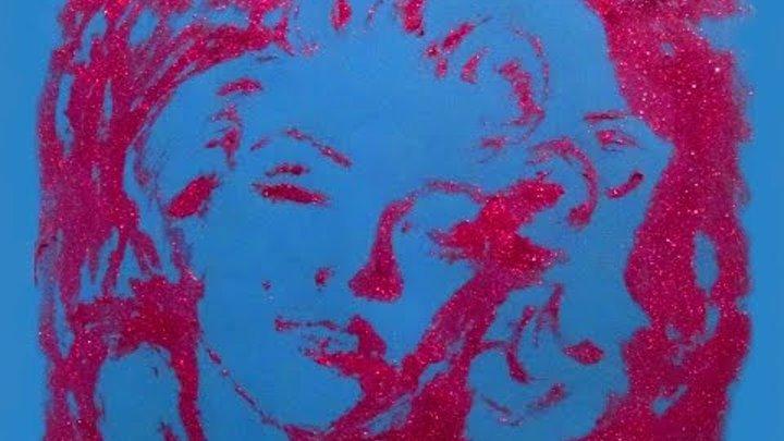 Marilyn Monroe Sketch - Набросок Мэрлин Монро
