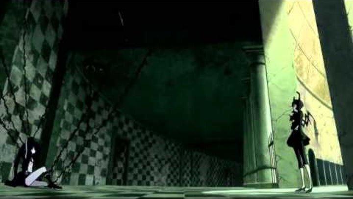 Клип по Аниме Стрелок с чёрной скалы(ova)