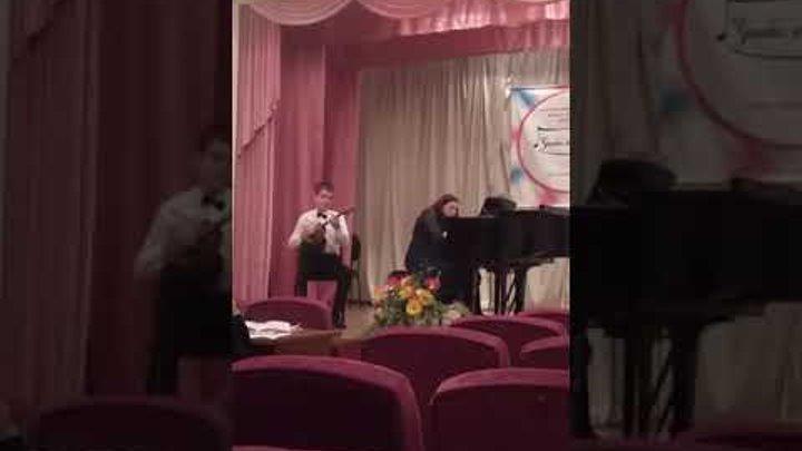 Голубка (кубинская народная песня) А. Цыганков в исполнении Серегина Никиты 13 лет