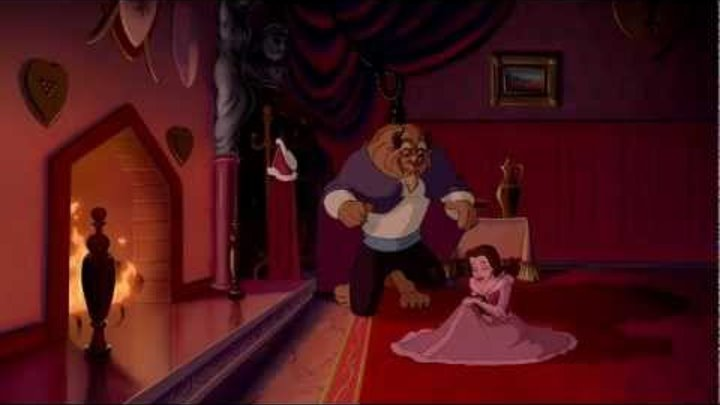 Beauty and the Beast 3D in theaters (trailer (english version)) [HD 720]