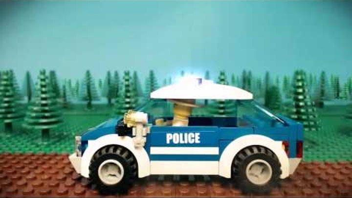 Наборы Лего Сити - золотой побег (Lego City - Лего Город)