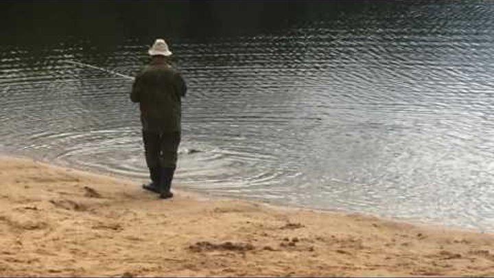 Рыба есть. Ловить надо уметь. Ловля карпа. Озеро Лесное, Сергиев Посад