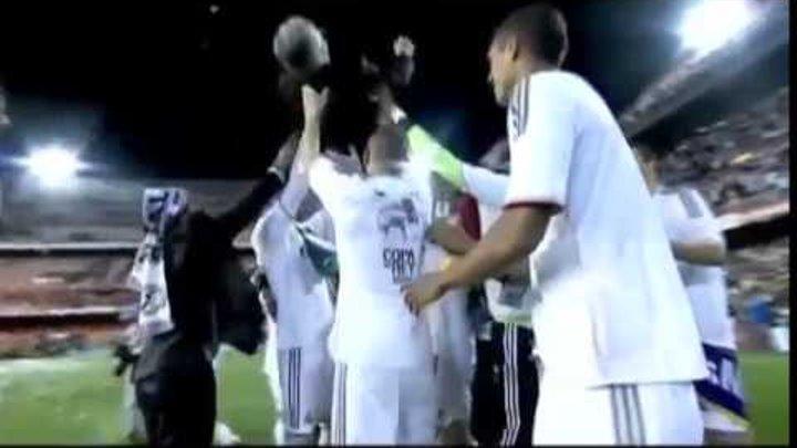 Real Madrid, Copa del Rey 2014 Champions