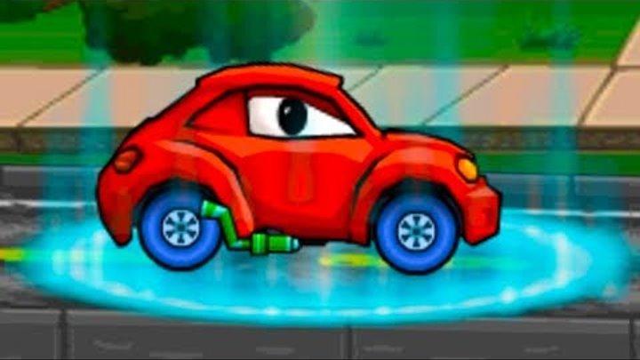 Car Eats Car 6 Машина ест машину Хищные машины #39 про машинки как мультик игра в Drive Ahead #МК
