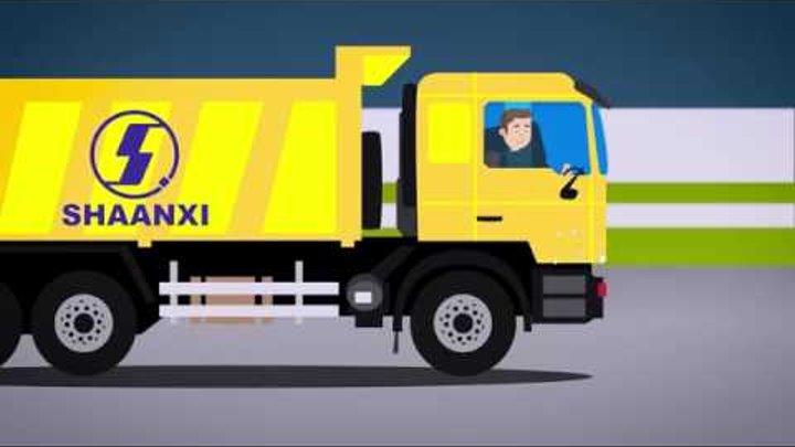 Запчасти на китайские грузовики Howo, Shaanxi, Faw, Faton