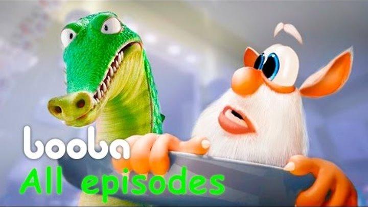 Буба - все серии подряд - Весёлый мультфильм Booba