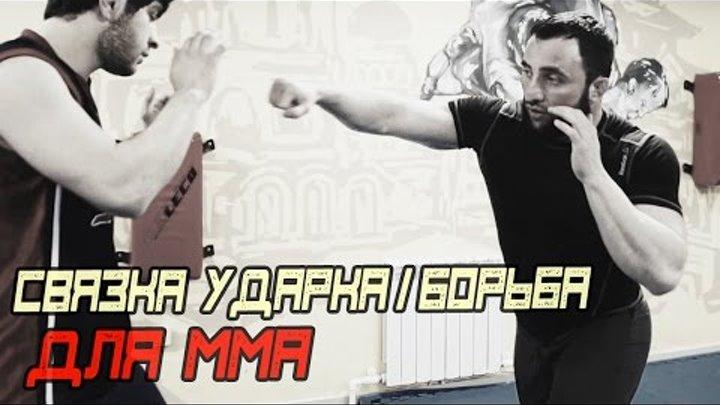 Cвязка Борьба + Ударка для ММА [Pride Team]