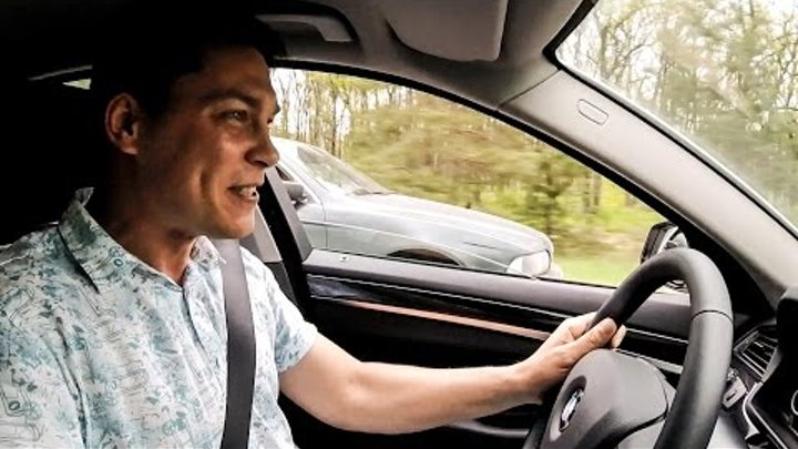 BMW E39 против BMW F10. Тест-драйв и дрэг