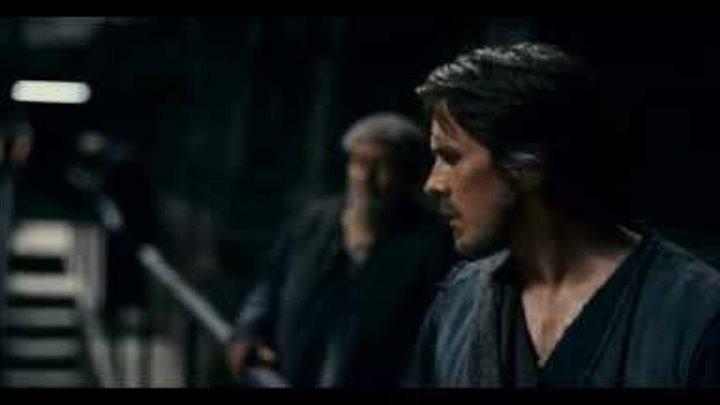 Темный рыцарь: Возрождение легенды - трейлер 1 (дубл)